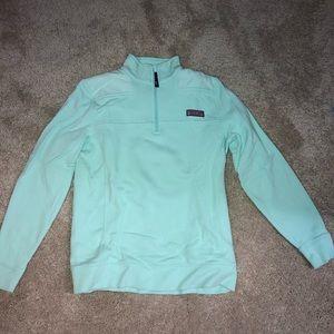 Vineyard Vines quarter zip jacket